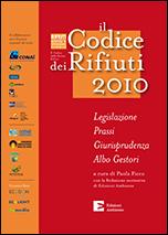 Il Codice dei Rifiuti 2010