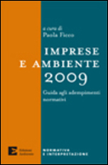 Imprese e ambiente 2009