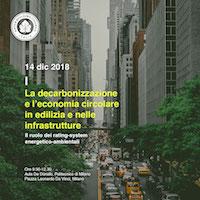 La decarbonizzazione e l'economia circolare in edilizia e nelle infrastrutture