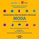 NeoMateriali nell'economia circolare - MODA